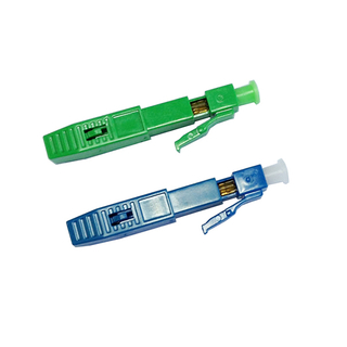 LC Fiber Optic Fast Connector